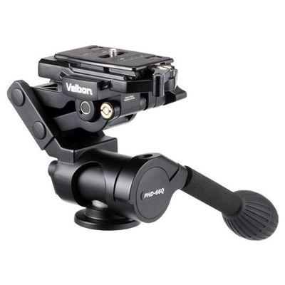 ベルボン ベルボン カメラ用雲台 PHD-66Q 1台 4907990481924【納期目安:2週間】