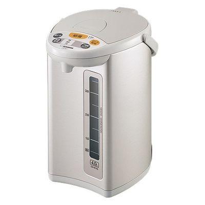 象印マホービン 象印 マイコン沸とう電動ポット グレー CD-WY40-HA 1台 4974305212870【納期目安:2週間】