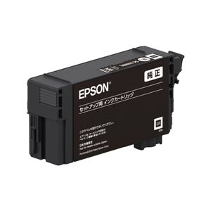 その他 (業務用5セット)【純正品】 EPSON SC13MBM インクカートリッジ マットブラック ds-2157114
