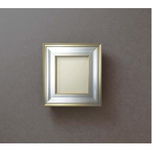 その他 【最高級色紙額】幅が広い豪華な色紙用額 ■最高級色紙額(273×242mm) ゴールド(金泥) ds-2166120