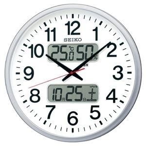 超安い品質 その他 セイコー セイコー 電波掛時計 KX237S ホワイト KX237S その他 ds-2167072, 東成なまこや:4f1d541a --- business.personalco5.dominiotemporario.com
