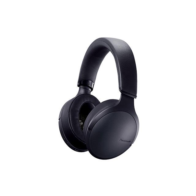 パナソニック ワイヤレスステレオヘッドホン ブラック RP-HD300B-K【納期目安:05/上旬入荷予定】