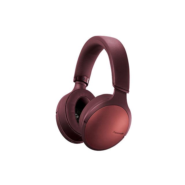 パナソニック ワイヤレスステレオヘッドホン マルーンブラウン RP-HD300B-T【納期目安:4/19発売予定】