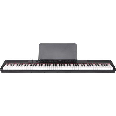 キョーリツ artesia 88鍵盤 モバイルステージピアノ (ブラック) PE-88_BK【納期目安:07/末入荷予定】