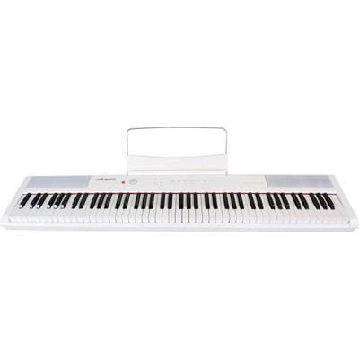 キョーリツ artesia 12種類のボイス搭載 88鍵盤 デジタルピアノ Performer (ホワイト) PERFORMER_WH【納期目安:05/末入荷予定】