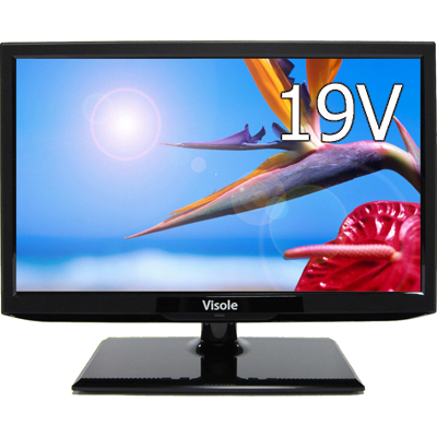 その他 ユニテク 19V型地上/BS/110度CSデジタルハイビジョン液晶テレビ LCB1904V