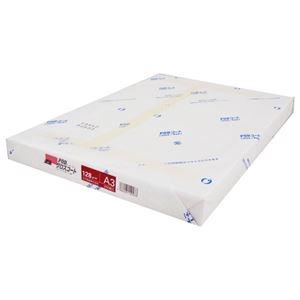 その他 王子製紙 PODグロスコート紙A3 128g/m2 4冊 ds-2167521