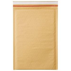 その他 (まとめ)今村紙工 クッション封筒 茶テープ付 A4サイズ用10枚【×10セット】 ds-2168942