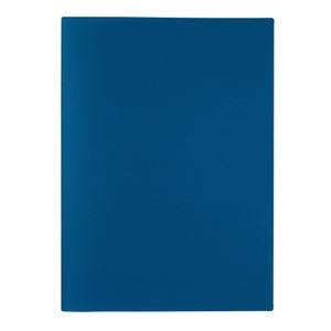 その他 (まとめ)プラス 2WAYホルダーFL-116CH A4/A3 ブルー10冊【×5セット】 ds-2169571
