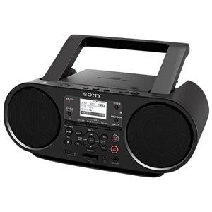 その他 ソニー CDラジオメモリーレコーダー ZS-RS81BT ds-2170709
