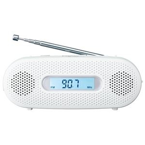その他 Panasonic FM-AM 2バンドレシーバー RF-TJ20-W ds-2171231