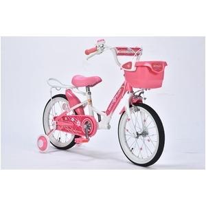 その他 MYPALLAS(マイパラス) 子供用自転車16・補助輪付 MD-12 ピンク【代引不可】 ds-2167264