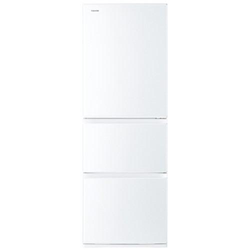東芝 VEGETA 3ドア冷蔵庫 (363L・右開き) グレインホワイト GR-R36S-WT【納期目安:04/下旬発売予定】