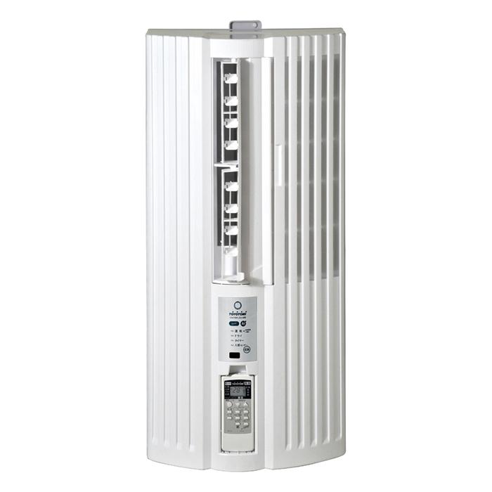 トヨトミ 窓用エアコン 約7畳 冷房専用 ホワイト TIW-AS180J-W【納期目安:約10営業日】