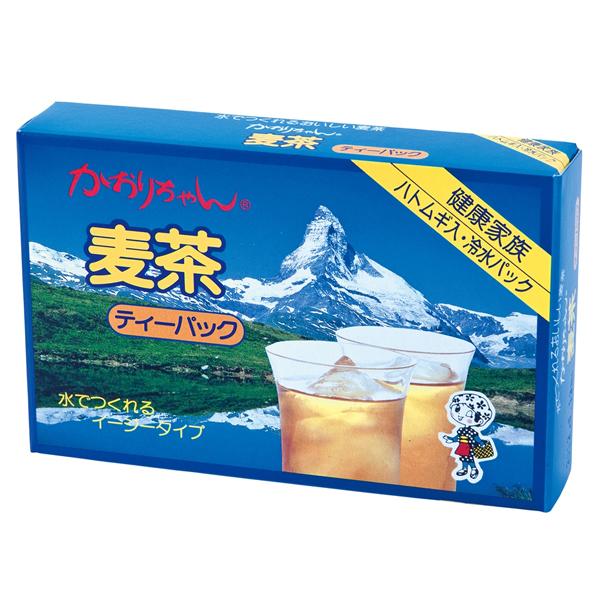 その他 【200個セット】かおりちゃん麦茶 2475005