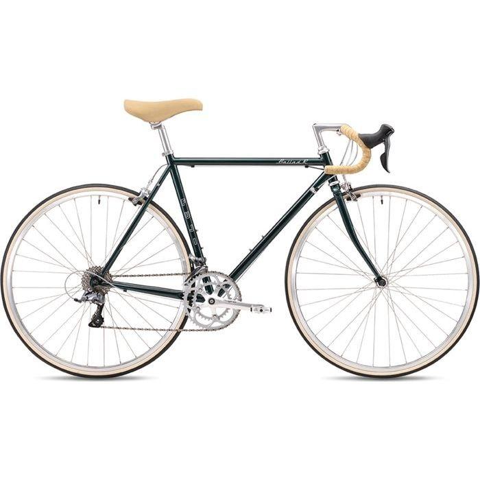 FUJI 2019年モデル バラッド アール(BALLAD R) 56cm 2x8段変速 BRITISH GREEN ロードバイク 19BLDRGR56【納期目安:追って連絡】