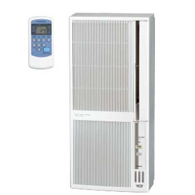 コロナ 冷暖房兼用ウインドエアコン(シェルホワイト) CWH-A1819-WS