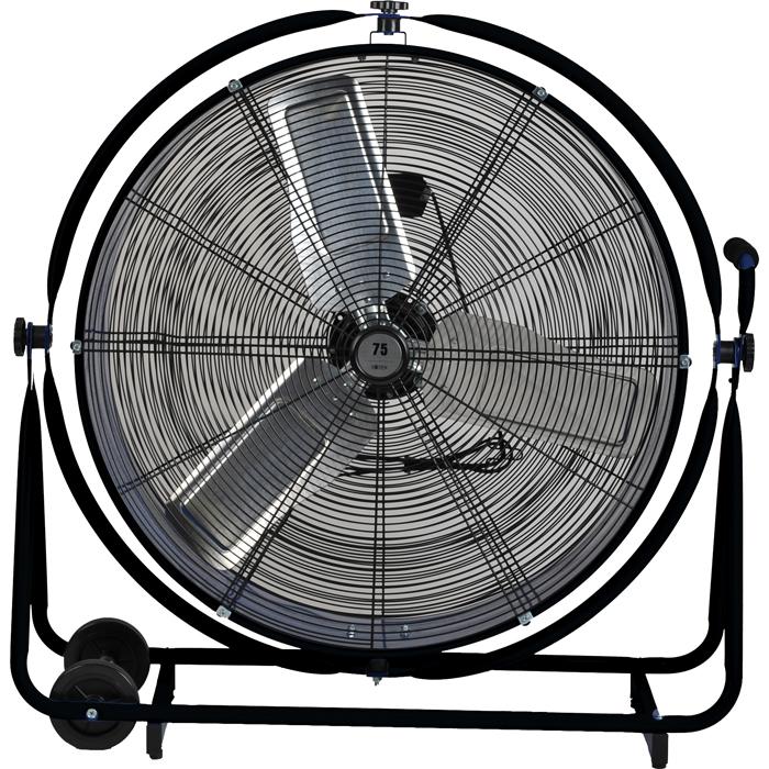 【送料無料】工業扇 風洞扇 75cm (KSW0751KC) 広電(KODEN) 工業扇 風洞扇 75cm KSW0751-K-C