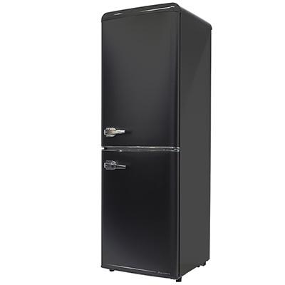 エスキュービズム 2ドア レトロ冷凍 2ドア WRE-2133K 133L/冷蔵庫 133L (オールドブラック) WRE-2133K, オオウチマチ:57d49163 --- officewill.xsrv.jp