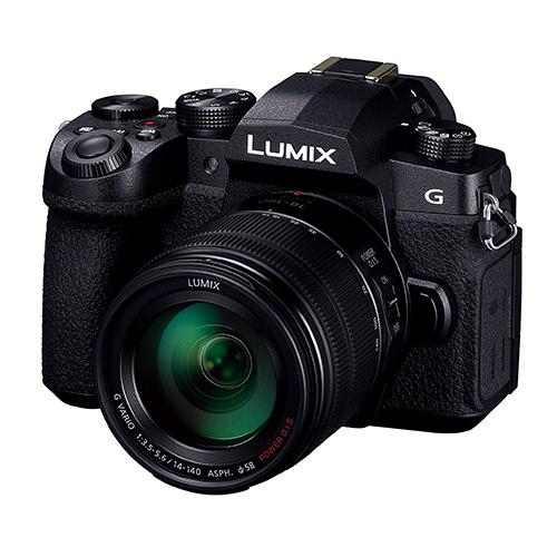 パナソニック デジタル一眼カメラ/標準ズームレンズキットLUMIX DC-G99H-K【納期目安:1週間】