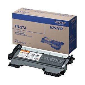 その他 【純正品】 ブラザー工業(BROTHER) トナーカートリッジ 型番:TN-27J ds-1099666