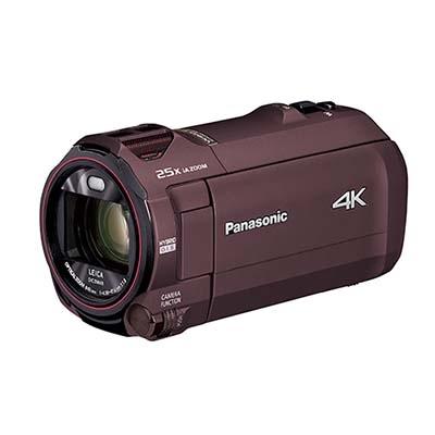 パナソニック デジタル4Kビデオカメラ (カカオブラウン) HC-VZX992M-T【納期目安:1週間】