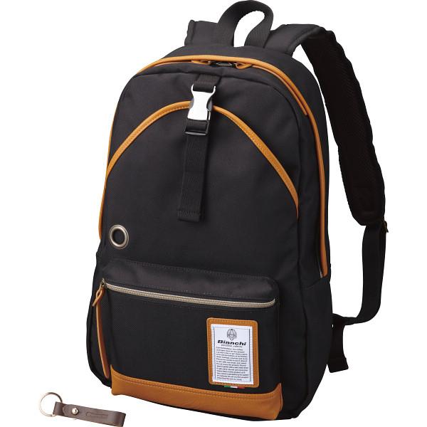 その他 ビアンキ バックパック&キーホルダーセット ブラック (包装・のし可) 2407005000031