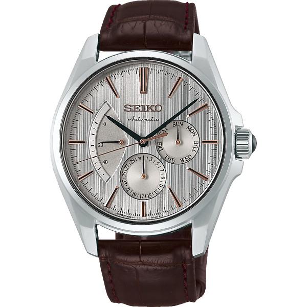 その他 セイコー プレザージュ メカニカルメンズ腕時計(包装・のし可) 4954628442352【納期目安:1週間】