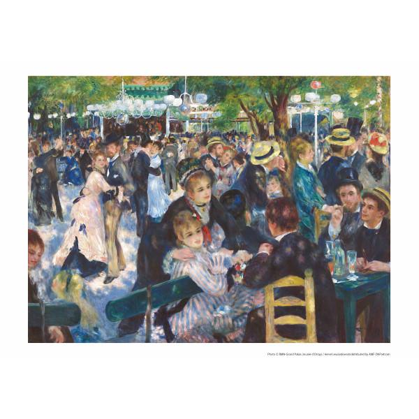 その他 ルノワール「ムーラン・ド・ラ・ギャレットの舞踏会」(包装・のし可) 2400046001128【納期目安:1週間】