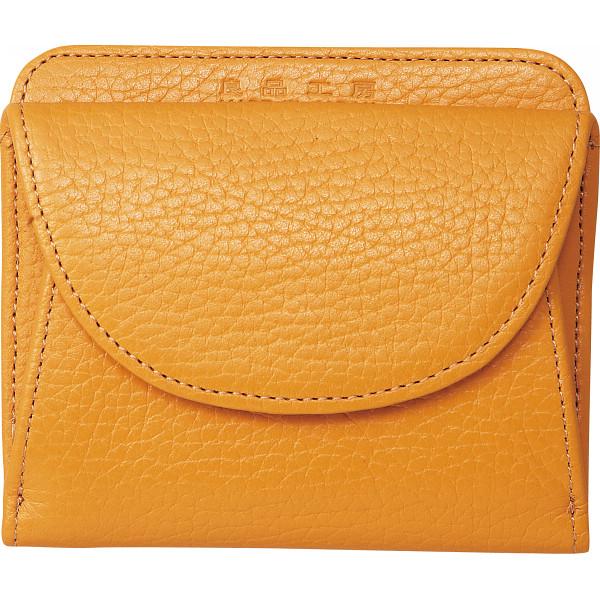 その他 良品工房 日本製牛革二つ折財布 キャメル (包装・のし可) 4560286932014
