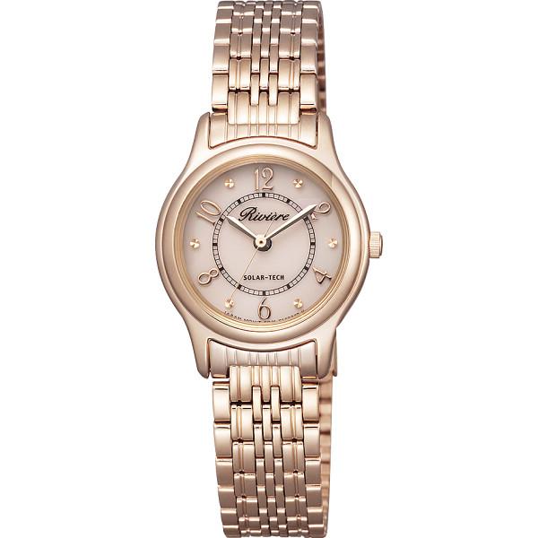 その他 リビエール レディース腕時計 ローズゴールド (包装・のし可) 4974375460256【納期目安:1週間】