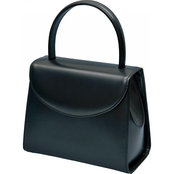 その他 良品工房 日本製牛革フォーマルバッグ ブラック (包装・のし可) 4560286930492