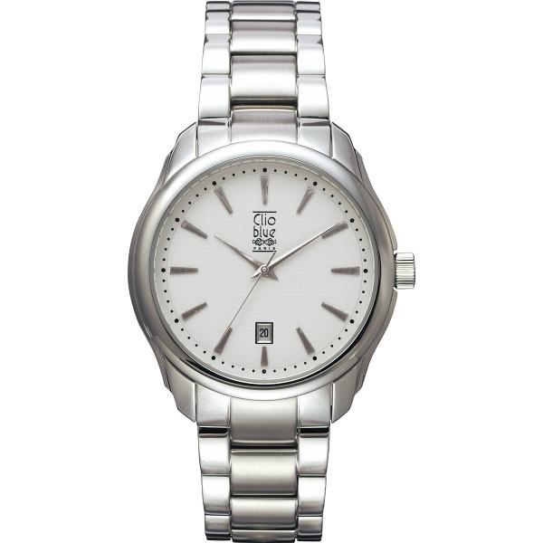 その他 クリオブルー 三つ折式メンズ腕時計(包装・のし可) 4582164652319