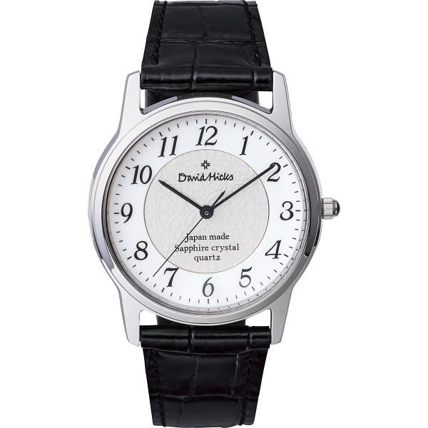 その他 デビッドヒックス メンズ腕時計 ブラック (包装・のし可) 4560159971164