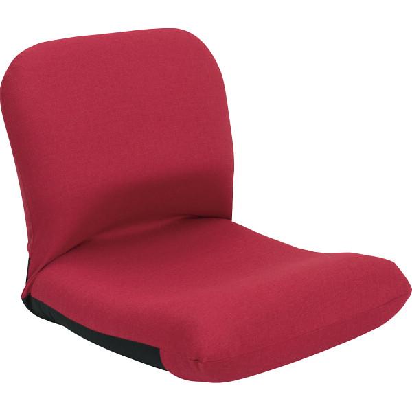 その他 背中を支える美姿勢座椅子 レッド 4984522990550【納期目安:1週間】