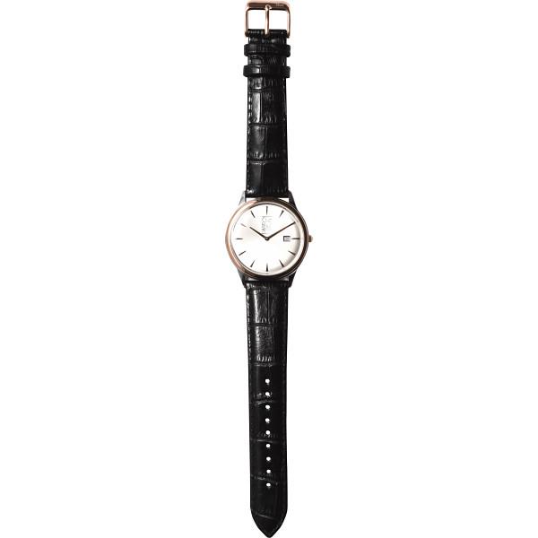 その他 クリオブルー 牛革ベルト メンズ腕時計(包装・のし可) 4582164660918