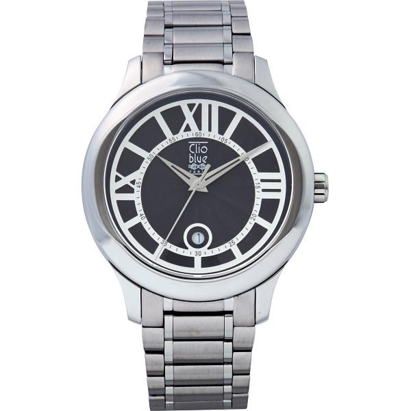 その他 クリオブルー メンズ腕時計(包装・のし可) 4582164651770