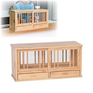 その他 木製キッチンカウンター上 収納棚 60cm ds-2174644