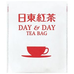 その他 (まとめ)三井農林 日東紅茶 DAY&DAY 100バッグ入り【×30セット】 ds-2177821