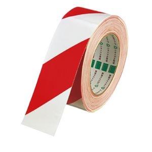 その他 (まとめ)オカモト 布テープ トラ No.111 シロアカ 50mm×25m【×30セット】 ds-2178088