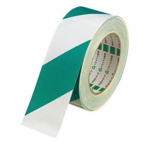 その他 (まとめ)オカモト 布テープ トラ No.111 シロミドリ 50mm×25m【×30セット】 ds-2178090