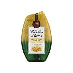 その他 (まとめ)エステー お部屋の消臭力Premium Aroma オレンジ【×50セット】 ds-2178274