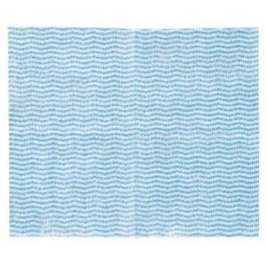 その他 (まとめ)東京メディカル カウンタークロス ハンキー ブルー 100枚【×30セット】 ds-2178429