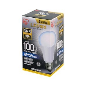 その他 (まとめ)アイリスオーヤマ LED電球100W E26 広配 昼光 LDA14D-G-10T5【×30セット】 ds-2178609