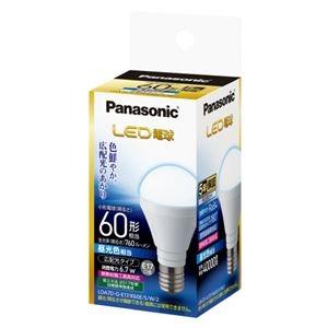 その他 (まとめ)Panasonic LED電球60W E17 昼光色 LDA7DGE17K60ESW2【×5セット】 ds-2178630