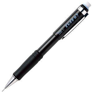 その他 (まとめ)ぺんてる タフシャープ0.7mm 黒 XQE7-A【×100セット】 ds-2179024