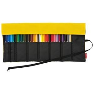 その他 (まとめ)トンボ鉛筆 ロールケース入色鉛筆36色NQ CR-NQ36C【×10セット】 ds-2179063