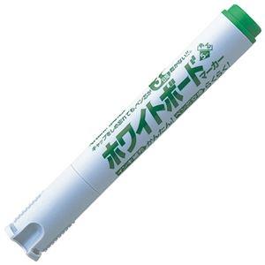 その他 (まとめ)シヤチハタ 潤芯ボードマーカー K-529 角芯 緑【×200セット】 ds-2179088