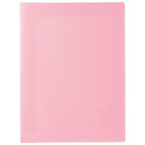 その他 (まとめ)ビュートン スマートホルダー NSH-A4-2CP ピンク【×100セット】 ds-2179773