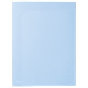 その他 (まとめ)ビュートン スマートホルダー NSH-A4-6CB ブルー【×100セット】 ds-2179791